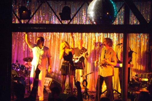 Bernd mit der Andreas George Band im Robinson Club Alpenrose Zürs