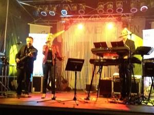 Gurkenfest Biblis 2014 RWE Bühne